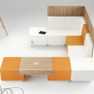 Sit Collection with High Backs