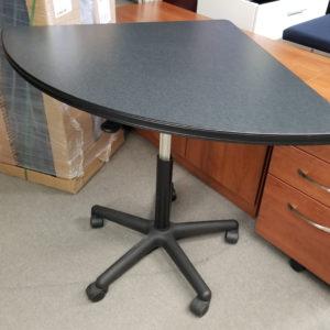 Semi-Circle Table - $45